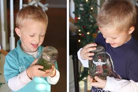 how to make a snow globe and easy