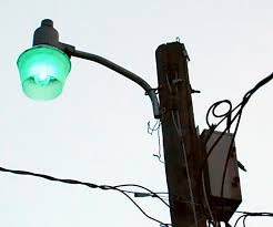 who to call when street lights are out charlotte to phase in less energy greedy street lights unc