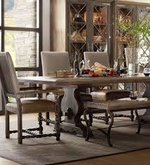 corsica rectangle pedestal dining table dining room furniture accents pieces hooker set thesoundlapse com