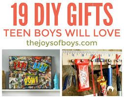 gifts for boys diy gifts boys will gifts for boys