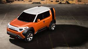 toyota ft 4x concept proves boxy automotive car news