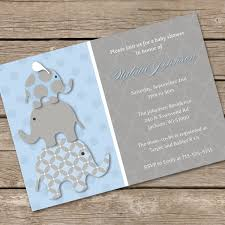 Handmade Baby Shower Invites - baby shower invitations ideas for a boy baby shower