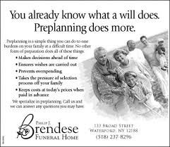 funeral pre planning funeral pre planning clifton park troy ny funeral home