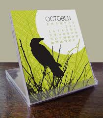 Diy Desk Calendar by Diy Calendars Ideas 2016 Flora U0026 Fauna Desk Calendar Calendar