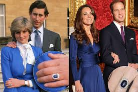diana engagement ring blue sapphire engagement rings princess diana engagement ring