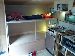 Bunk Beds For Caravans Grandish Designs Renovating A Caravan