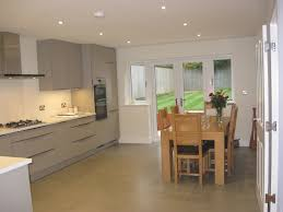 Farrow And Ball Kitchen Ideas by Contemporary Handleless Kuhlmann Kitchens Our Latest Project