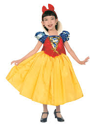 deluxe snow white dress everything princesses
