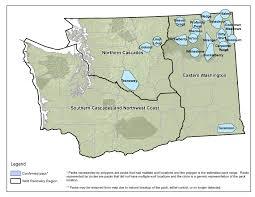Map Of Spokane Washington Shooters Reduce Profanity Peak Pack By Two Wolves So Far The