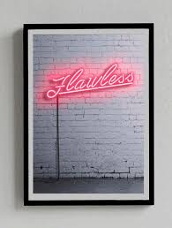Neon Lights Home Decor 30 Best Neon Light Posters My Etsy Shop Images On Pinterest