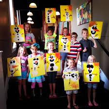 children s birthday parties kansas city social painting kansas city