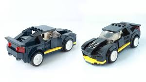 lego aston martin the iconic lego technic 8880 now as a speed champions car youtube