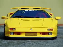 lamborghini diablo jota 1996 lamborghini diablo se30 jota supercars