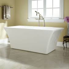 Small Bathroom With Freestanding Tub Draque Acrylic Freestanding Tub Bathroom Stand Alone Bathtubs