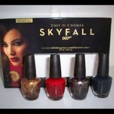 crystaliciousss opi the bond girls pretty pretty nails