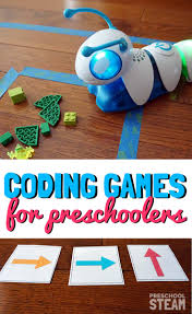 hands on coding games for preschoolers preschool steam