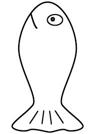 free fish coloring pages print printable coloring sheet 165982