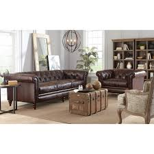 Classic Chesterfield Sofa by Leather Chesterfield Sofa By Craftmaster Wolf And Gardiner Wolf