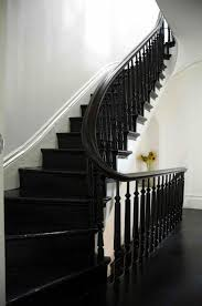 Painting A Banister Black Which Would You Choose Stair Bannisters Tobi Fairley