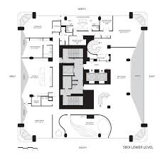 Pent House Floor Plan here are the floorplans of the 45 million zaha penthouse the o