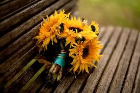 bouquet of sunflowers sunflower bouquet
