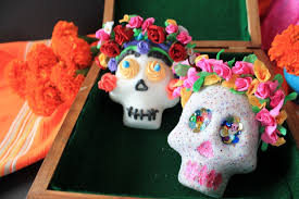 dia de los muertos sugar skulls dia de los muertos sugar skulls tutorial la couronne