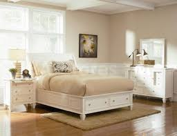White Wood Headboard White Size Bedroom Sets White Upholstered High Headboard Bed