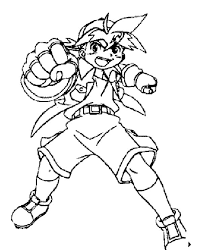 beyblade coloring pages ray cartoon coloring pages of