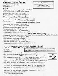 grateful ramblings grateful dead lyrics u0026 chord database grateful