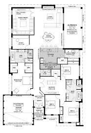l shaped floor plan l shaped house plans western australia