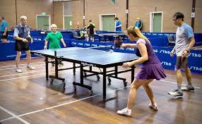 table tennis games tournament table tennis tournament a success the west australian