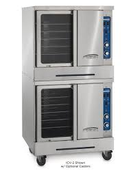 imperial convection oven pilot light imperial icv 2 commercial turbo flow double deck convection oven