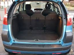 citroen c4 picasso trunk bargain 2007 citroen c4 picasso diesel with low mileage swap or