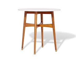 Bar Height Meeting Table Reeve Standing Height Meeting Table West Elm Workspace