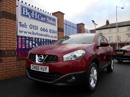 nissan qashqai for sale 2010 nissan qashqai 1 6 acenta 5dr manual for sale in birkenhead bvh