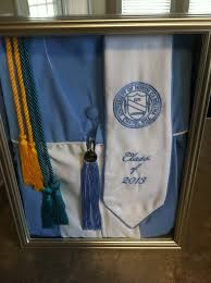 graduation shadow box cap and gown 25 best graduation shadow box images on graduation ideas