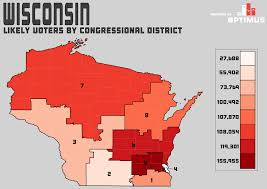 Primary Map Poll Wisconsin 2016 Presidential Primary Political Machination