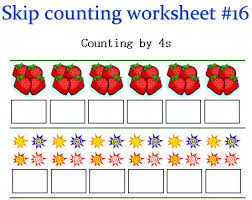 math counting worksheet skip counting math worksheets free kindergarten free