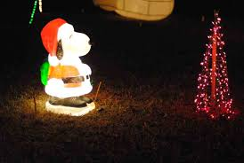 Antique Christmas Lights This Man Lights Up Raleigh Happyland Christmas Lights A Tradition