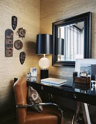 Masculine Home Decor 23 Elegant Masculine Home Office Design Ideas Masculine Office