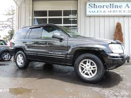 2004 jeep grand cherokee wheels 2004 jeep grand cherokee special edition shoreline auto sales