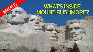 mount rushmore secret chamber there s a secret room behind mount rushmore and there s something