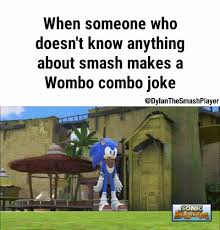 Wombo Combo Meme - hey it s a meme request smash amino
