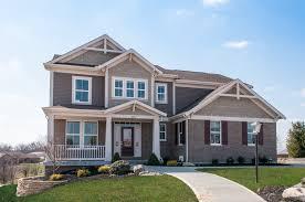 fischer homes design center ky fischer homes whitman western craftsman design exteriors