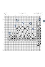 free cross stitch pattern merry christmas christmas cross