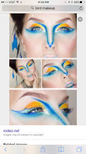 roadrunner scream pinterest makeup haloween makeup and