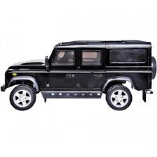 land rover electric licensed land rover defender ride on car kids electric car 12v