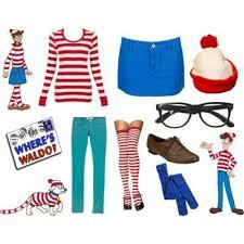 Wheres Waldo Halloween Costume 25 Waldo Costume Ideas Waldo