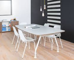 White Conference Table Sparsa Conference Table Desks Scandinavian Designs Conference