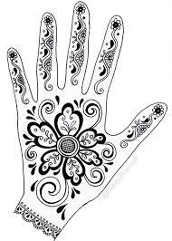 henna decorations henna designs lesson make a unique self portrait